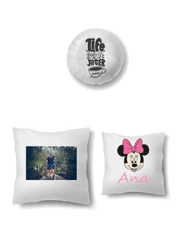 Personalizirani jastuk sa slikom i/ili tekstom