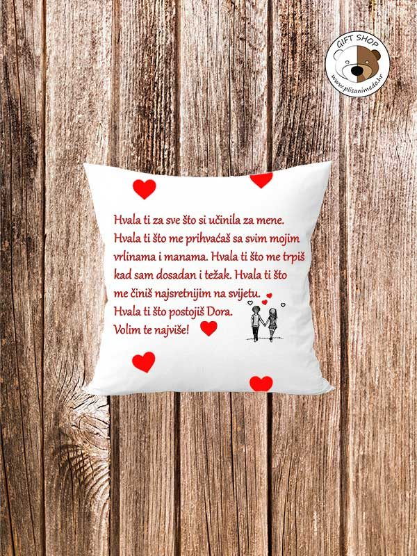 HVALA-TI-ZA-SVE-personalizirani-jastuk-za-nju-ili-njega-plisanimedohr