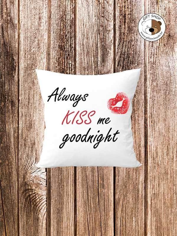 allways-kiss-me-goodnight-personalizirani-jastuk-30cm-35cm-i-40cm-plišanimedo.hr