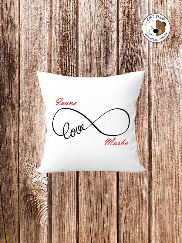 Jastuk – beskonačna ljubav