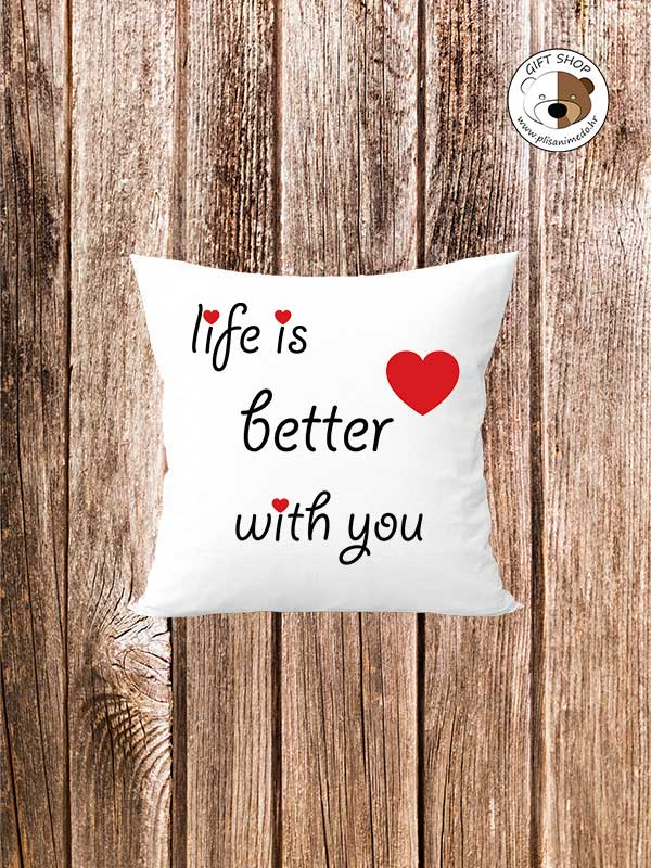 Jastuk – life is better with you