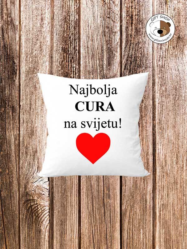 Jastuk – najbolja cura na svijetu!