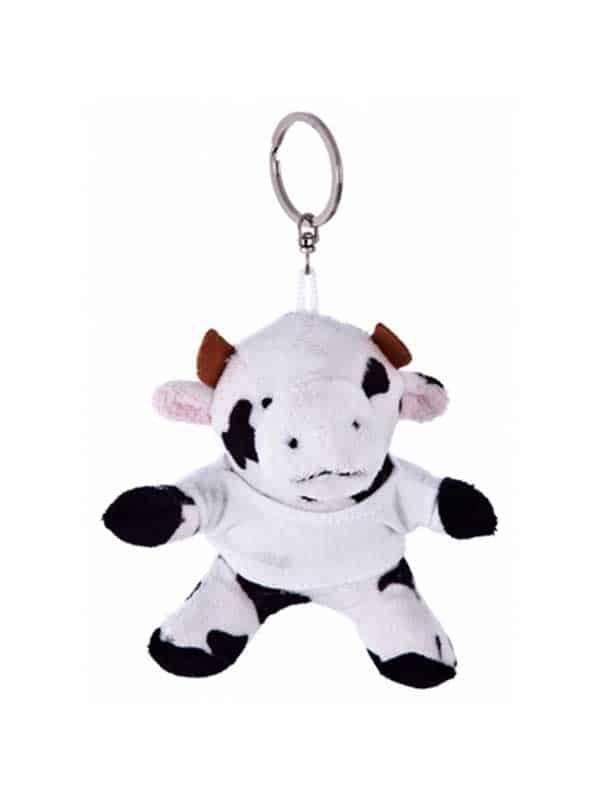 Krava – plišani privjesak 9 cm