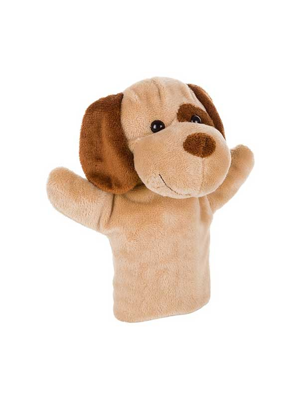 Pas – ručna lutka 23cm