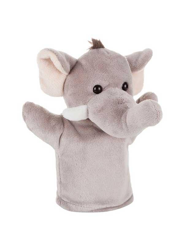 Slon – ručna lutka 23cm
