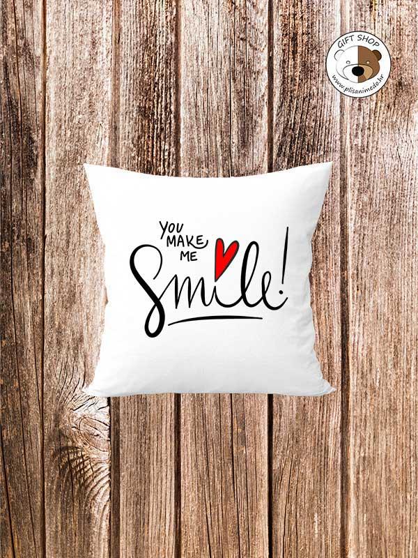 Jastuk – you make me smile