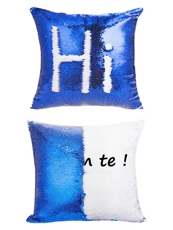 Magični jastuk – tamno plavi